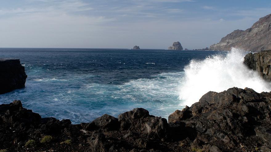 Costa de la isla de El Hierro
