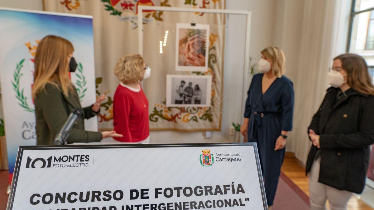 Cartagena premia la solidaridad entre generaciones