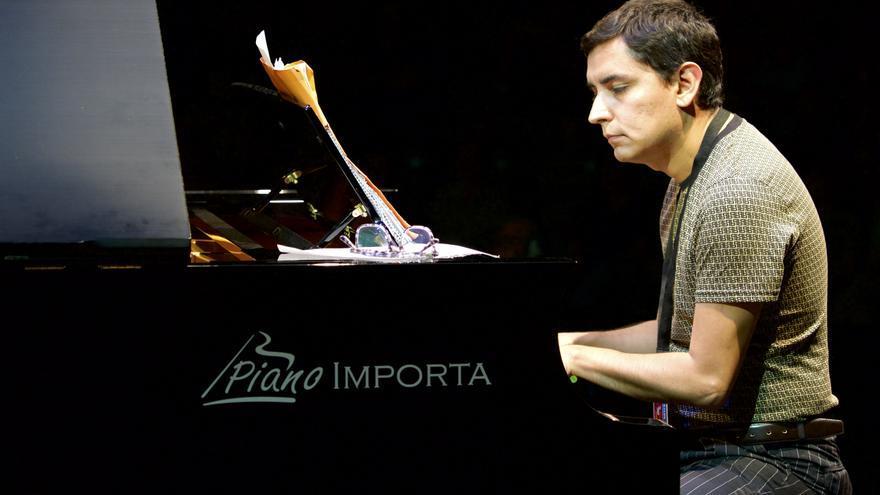 Jorge Vera, el pianista que sustituyó a Pepe Rivero
