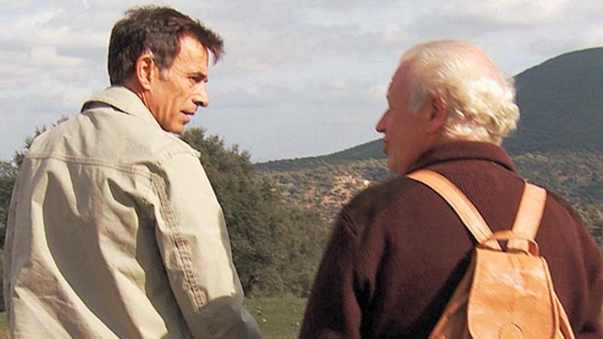 Imanol Arias y Juan Echanove, rumbo a Lorca