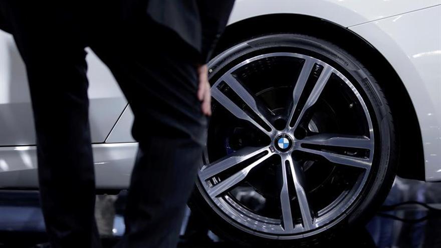 BMW tendrá que pagar una multa de 135 millones en Suiza por infringir la competencia