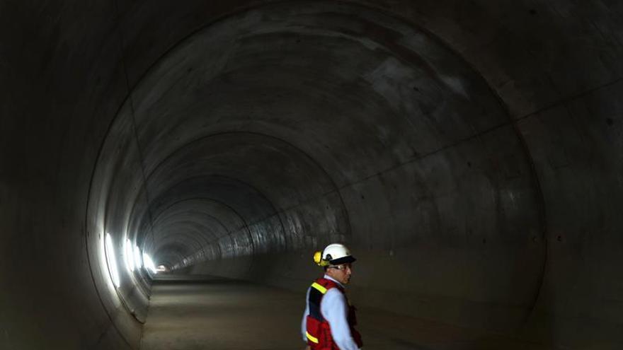 Perforan los primeros cuatro kilómetros de la Línea 2 del Metro de Lima