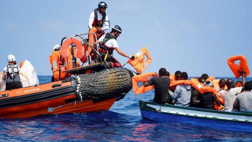 MSF denuncia que Italia y Malta rechazan acoger al barco Aquarius