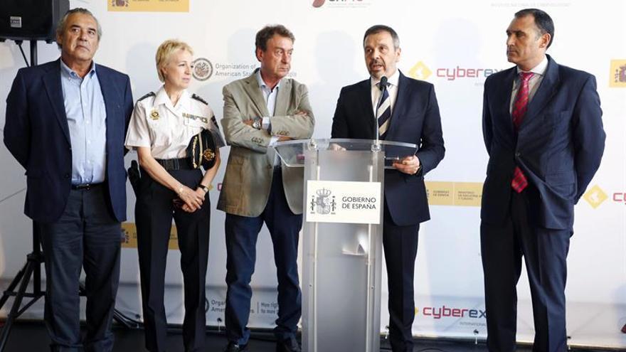 Más de 300 expertos de 25 países participan en un ejercicio de ciberseguridad en León