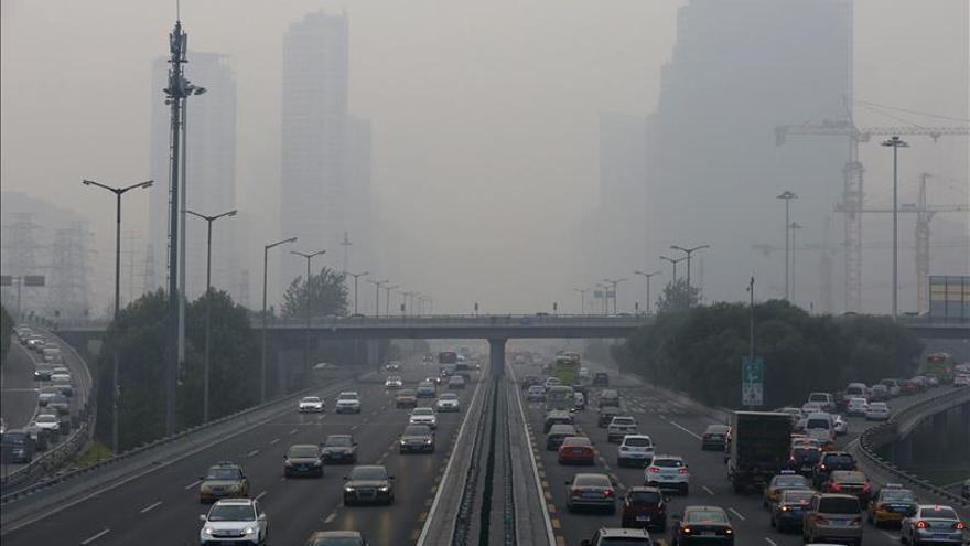 La contaminación del aire mata a 5,5 millones de personas al año, según un estudio