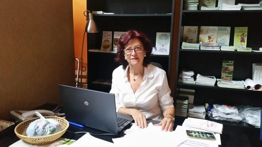 Rosa María Rodríguez es vicepresidenta de la Junta Insular de la AECC.