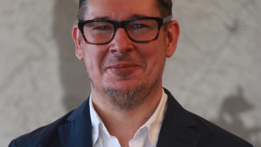 El australiano Tim Davies dice que cada vez las series son más cinematográficas