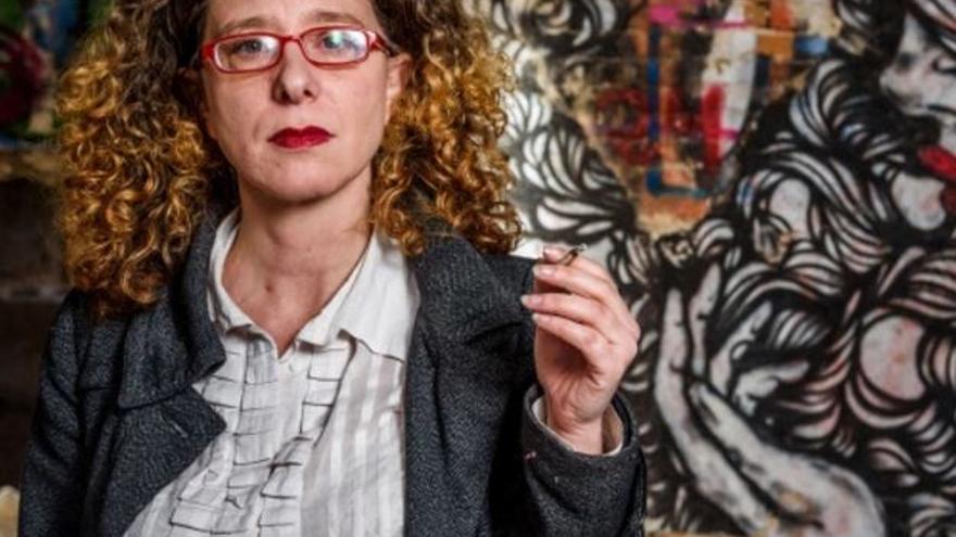Alicia Es. Martínez / Foto: Demian Ortiz