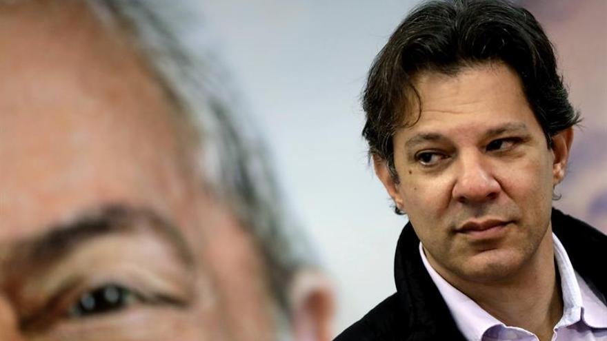 La Fiscalía denuncia por corrupción al posible sustituto de Lula