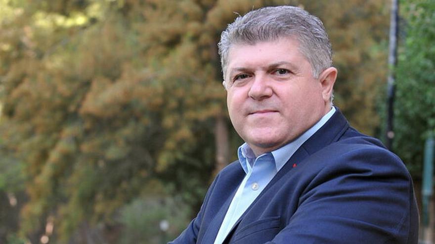 El alcalde de Calasparra, José Vélez / AYUNTAMIENTO CALASPARRA