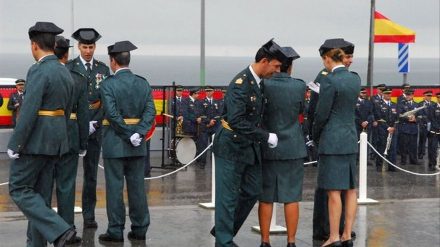De los actos en honor a la patrona de la Guardia Civil en Gran Canaria #15