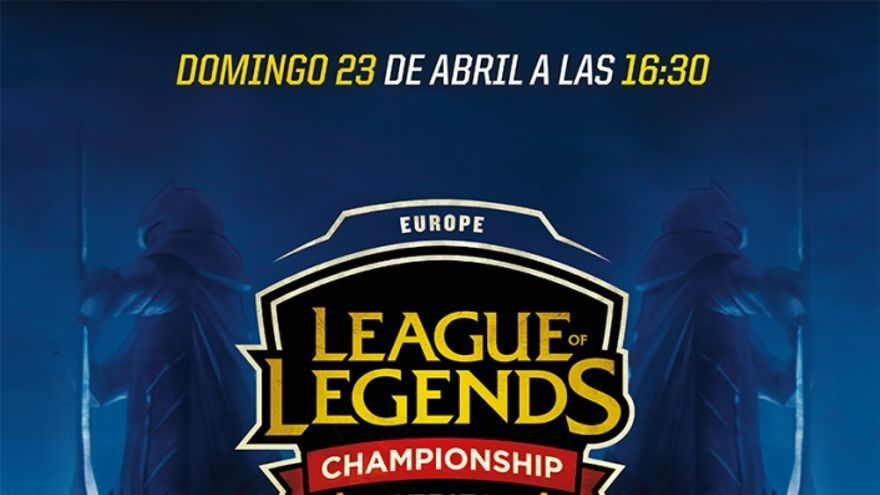 Viewing parties de la LCS EU 2017