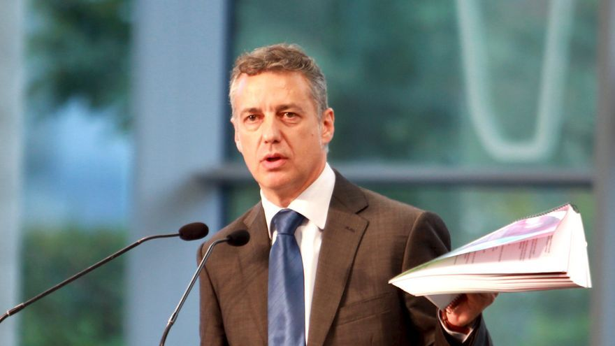 Urkullu propone reformar el Concierto para que Euskadi regule el IVA