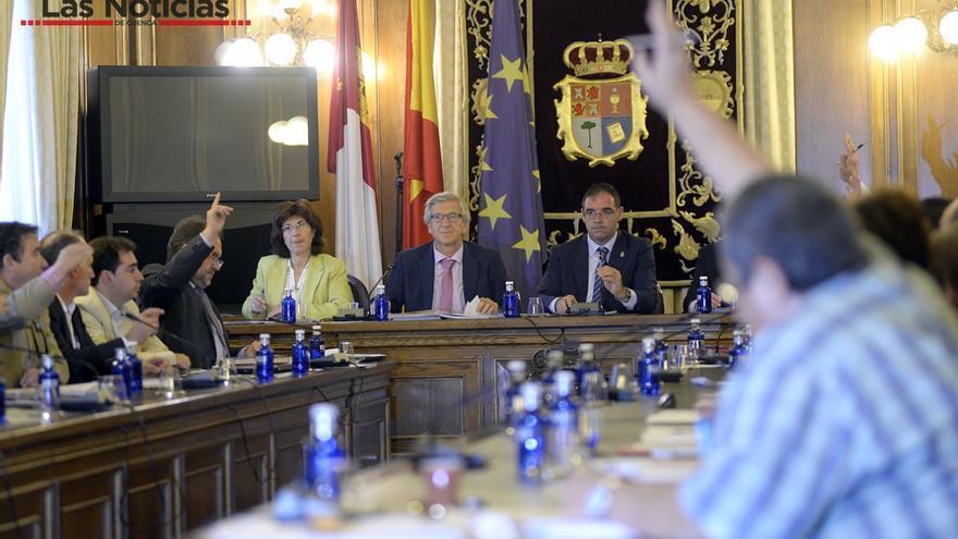 Pleno de la Diputación de Cuenca / Las Noticias de Cuenca
