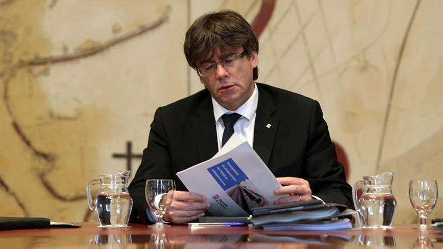 Puigdemont: el Estado sólo podrá impedir la independencia con una propuesta mejor