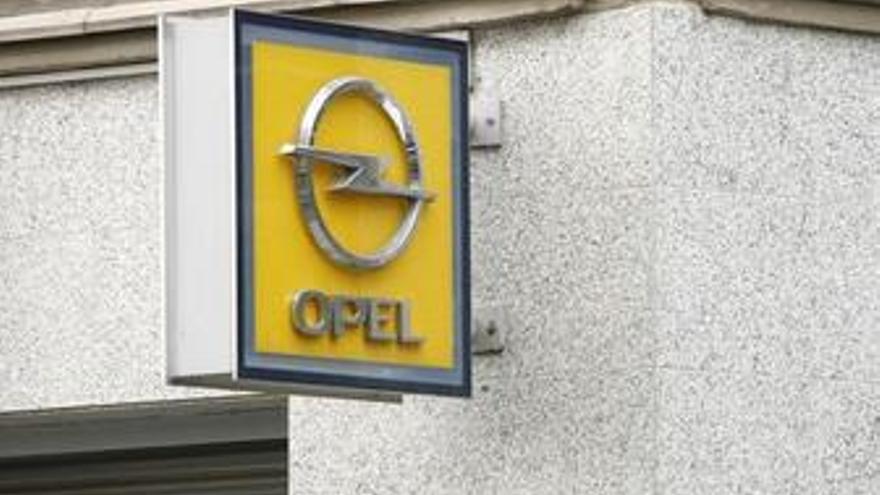 Fabrica de Opel