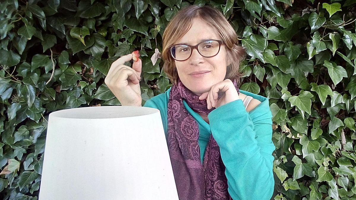 Eva Llergo, autora de 'Tonto, Loco, Salvaje'.