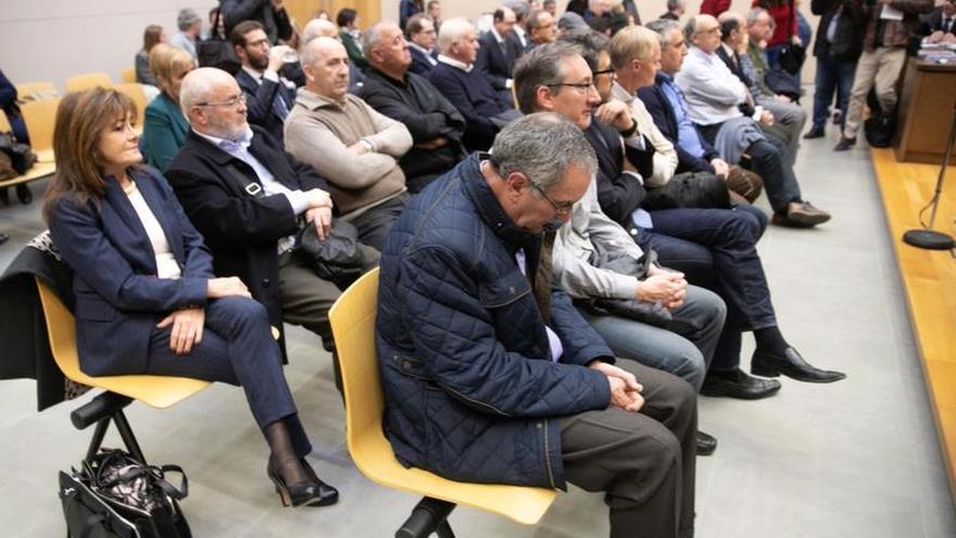 Acuerdos con Anticorrupción reducen el banquillo del caso Plaza a 5 acusados