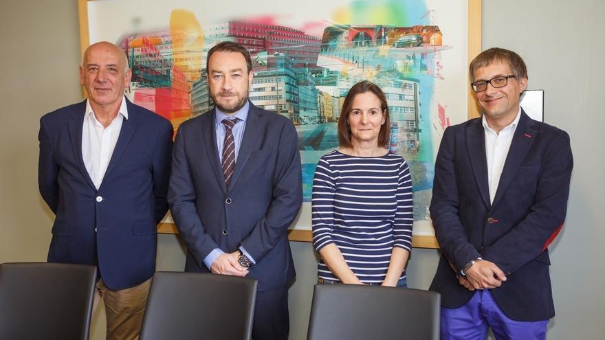La UPNA y ADACEN firman un convenio de colaboración para proyectos tecnológicos destinados a rehabilitación neurológica