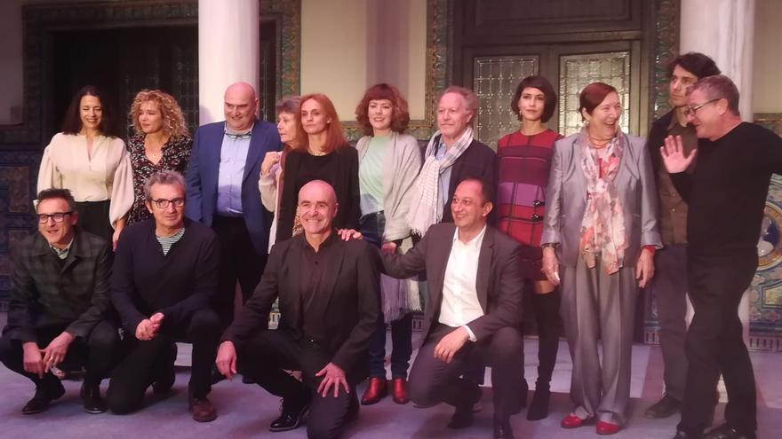 Nomiaciones de los Premios EFA del Cine Europeo. Sevilla