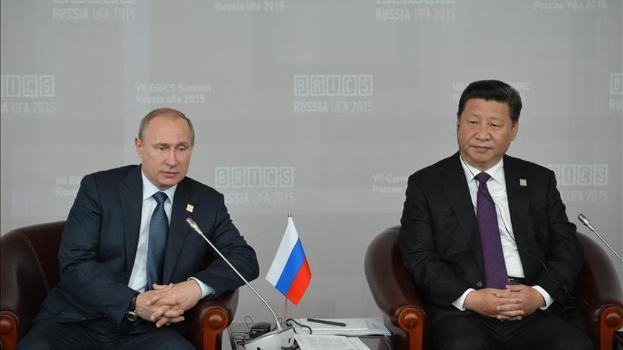 China apoya las acciones antiterroristas que tome Rusia y ofrece cooperación