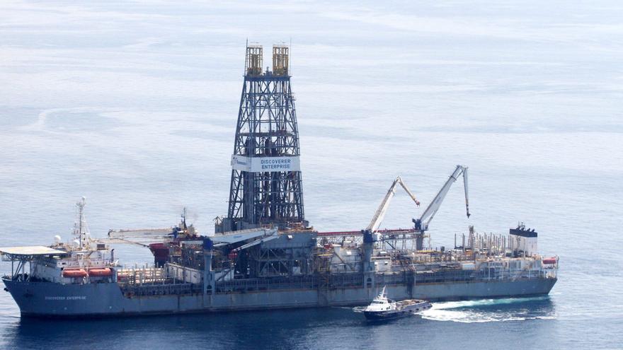 Transocean pagará 1.400 millones de dólares por el vertido en el golfo de México