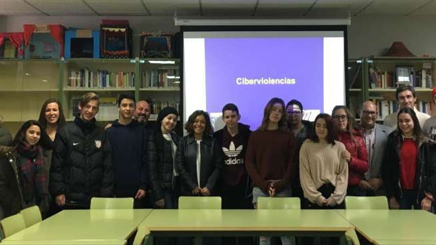 Jornada formativa para los estudiantes que van a participar en el proyecto 'Libres' / JCCM