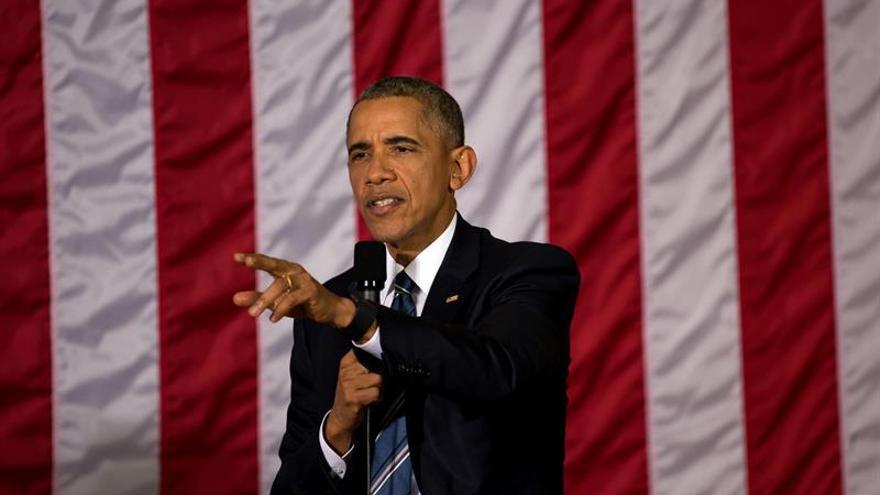 """Obama recomienda a Europa y R. Unido que """"respiren"""" y desarrollen un plan """"ordenado"""""""