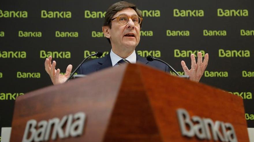 Goirigolzarri asegura que hay normalidad en el negocio bancario en Cataluña