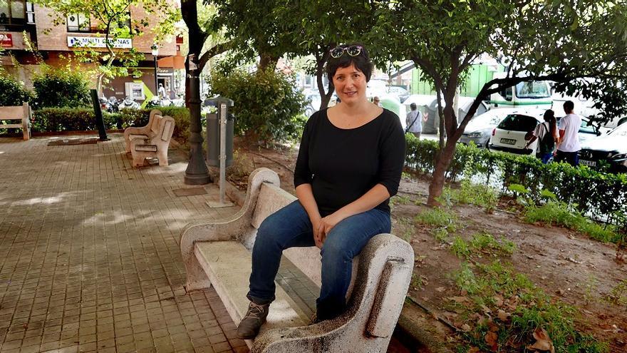 Maria Lacueva treballa actualment a la Universitat Paris VIII en un Departament pioner d'estudis culturals no hegemònics.