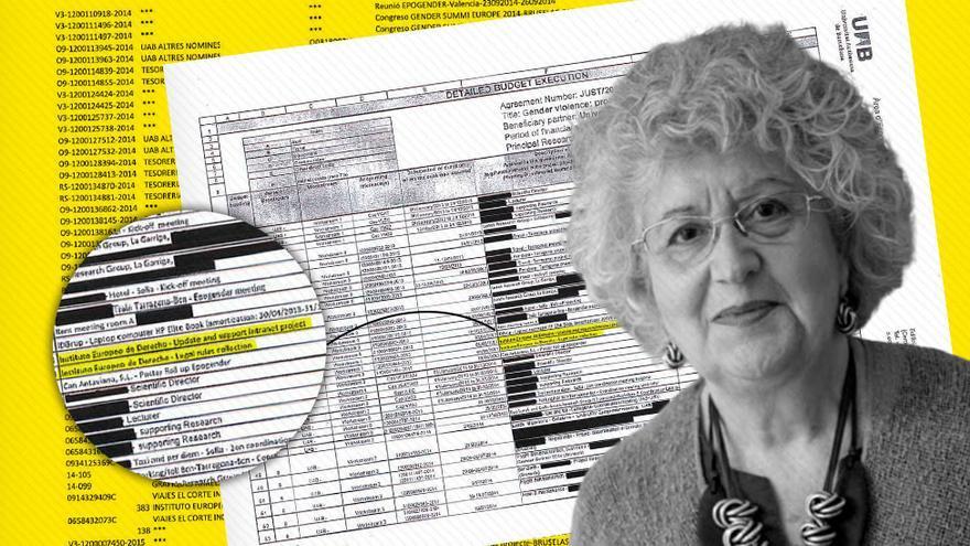 La UAB abre un expediente a Teresa Freixes sobre las contrataciones de su grupo de investigación
