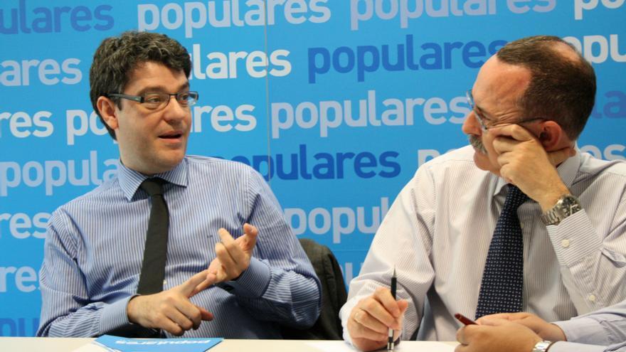 """Álvaro Nadal (PP) dice que las medidas del Gobierno """"son las bases necesarias para el desarrollo que España necesita"""""""