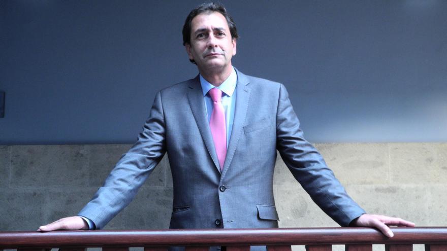Luis Padrón, director general de Casa África. / Casa África.