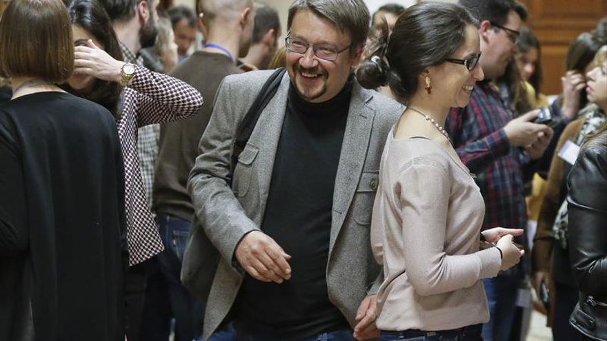 """Domènech rechaza pactar con Iceta un """"sucedáneo"""" de referéndum"""