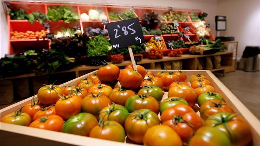 La agricultura ecológica gana terreno en Madrid