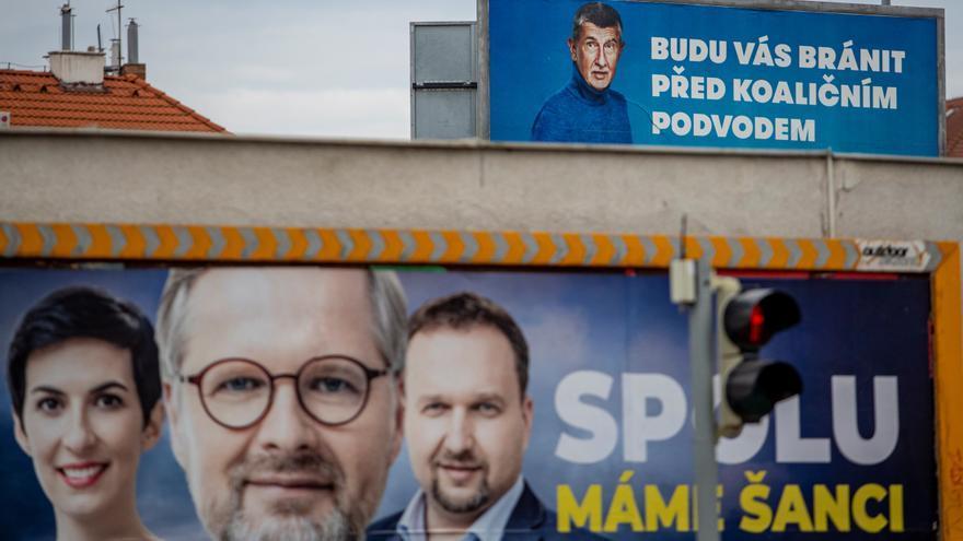 República Checa celebra elecciones marcadas por los Papeles de Pandora