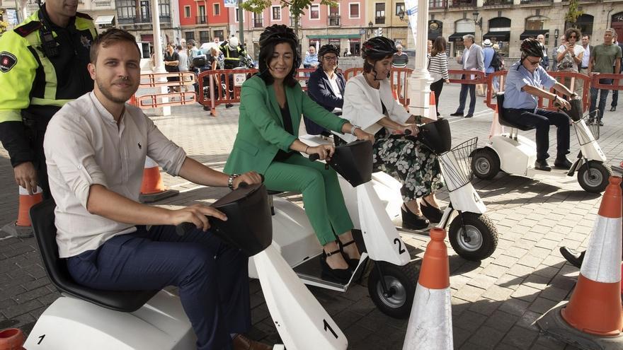 La Feria de la Movilidad SEM Bilbao 2019 arranca en el Arenal con actividades para todas las edades