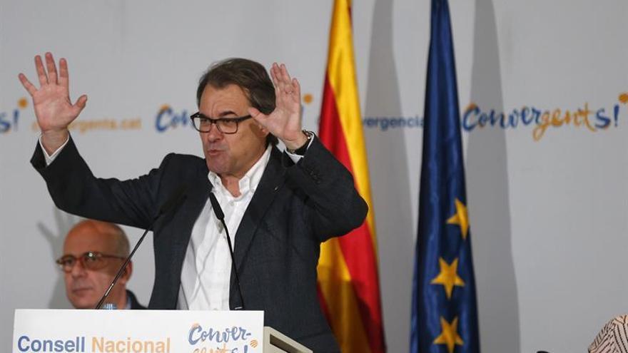 Mas niega que el soberanismo catalán sea populista