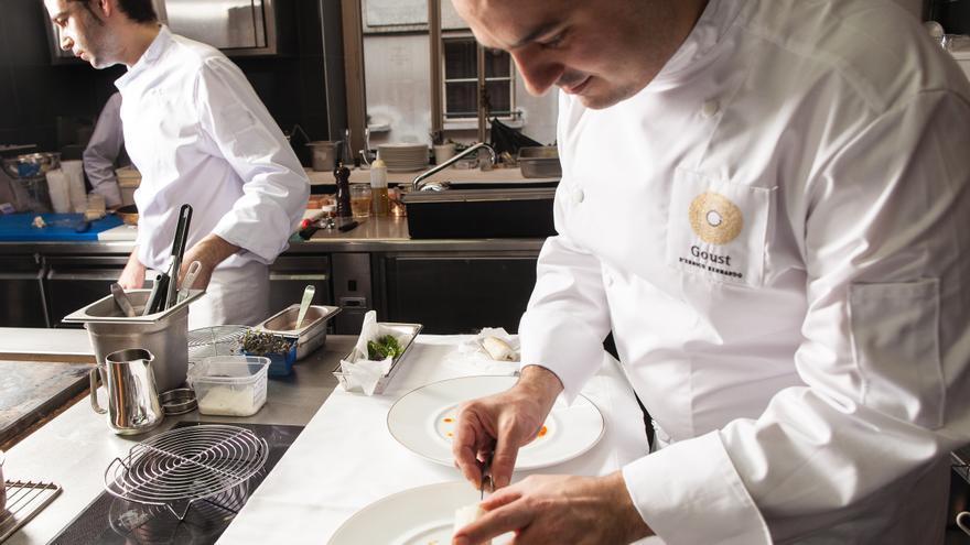Cocinero José Miguel Manuel