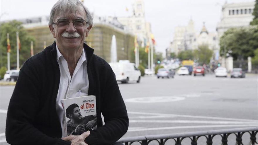 """""""Mucho de lo que escribió el Che está por hacer"""", dice su hermano"""