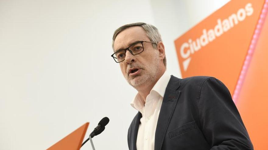 Cs rebaja exigencias en Andalucía: su única línea roja es PSOE no gobierne