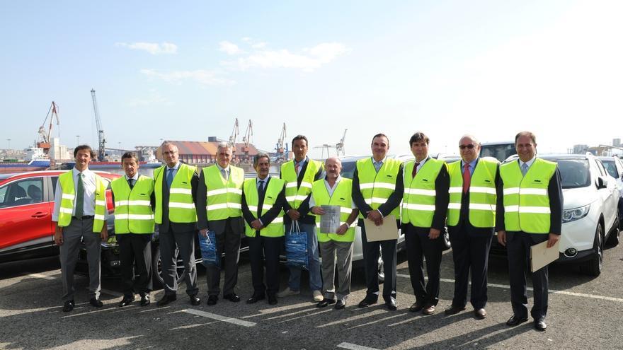 AM-El Puerto celebra su coche 6 millones con la mirada puesta en llegar a los 7 en octubre de 2018 y en abordar mejoras