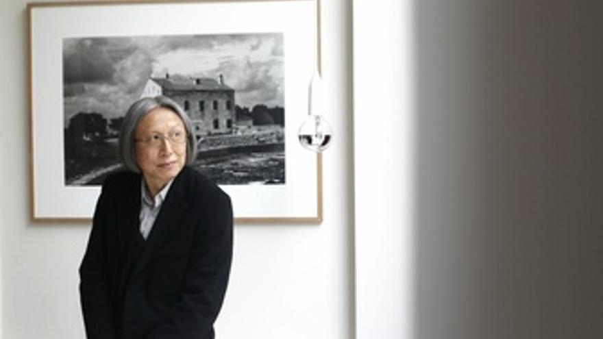 La Escritora Chan Koonchung