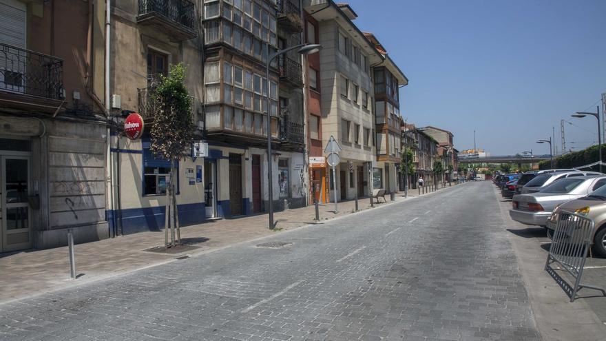 Arruti ejecutará las obras de La Acera en septiembre por 66.000 euros