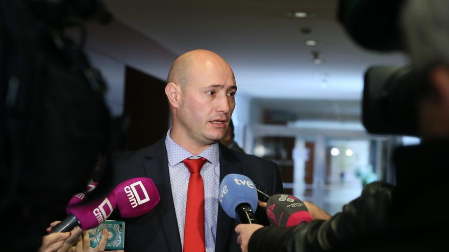 El director general de Acción Social y Cooperación, Ramón Lara / JCCM
