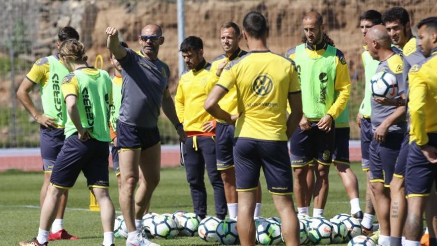 Las Palmas se prepara para recibir al FC Barcelona.