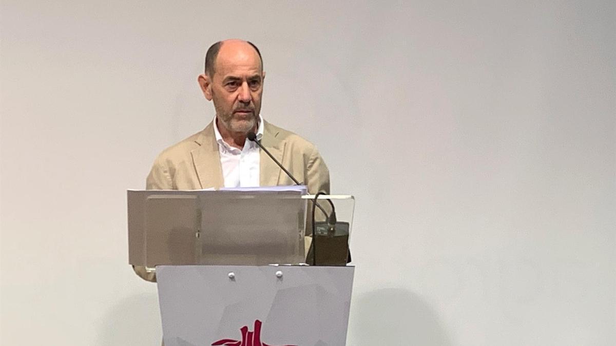 El nuevo presidente de Acor, Jesús Posadas.