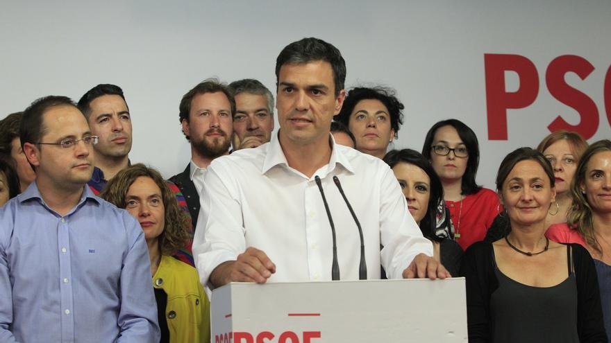 Sánchez quiere reunir a sus 'barones' en una cena antes del Comité Federal