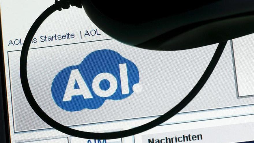 Los mercados castigan a AOL por su caída de ingresos