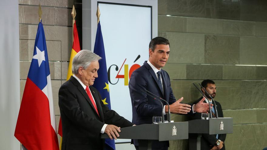 El Gobierno confirma que Sánchez ha ofrecido acoger en Madrid la Cumbre del Clima suspendida en Chile